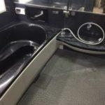 福岡県春日市で水垢のついた浴槽を研磨とコーティングで光沢復元!