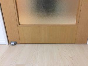 ドア穴補修【AFTER】