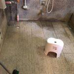 """お風呂のタイル床が冷たい! """"床のリフォームでヒートショック対策を"""" 【福岡県筑紫野市での施工事例】"""