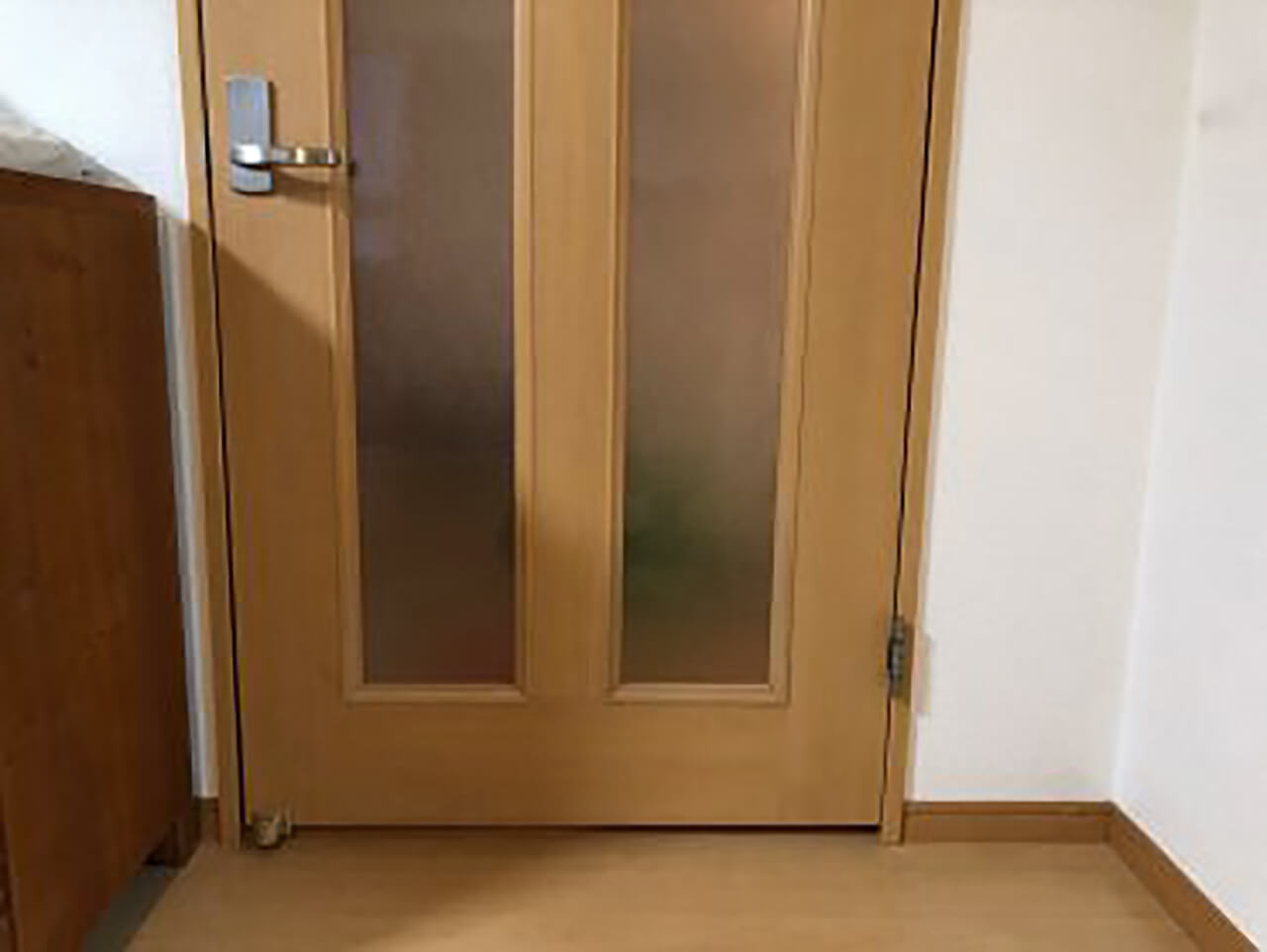 ドア修理AFTER